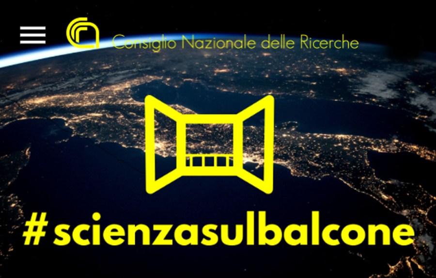 """Il Museo del Fiore ripropone """"Scienza sul balcone"""", l'esperimento scientifico collettivo promosso dal CNR"""