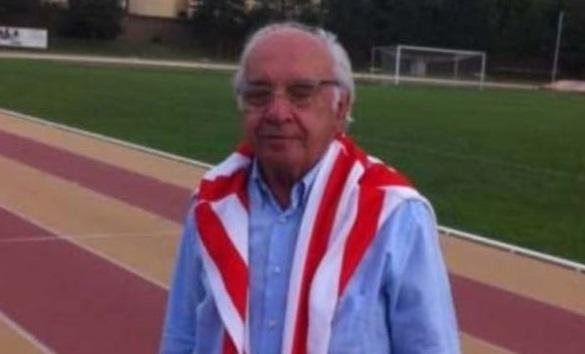 L'Orvietana Calcio saluta Vittorio Michelangeli