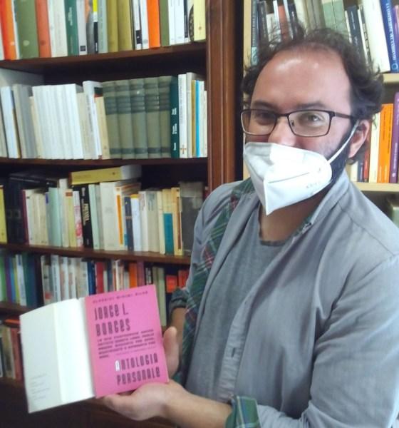 """L'editoria post-lockdown. Gianluca de L'Arcimboldo: """"Il mestiere di libraio per esigenze può diventare anche un'attività nomade"""""""