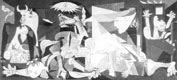 ['Guernica' by Pablo Picasso]