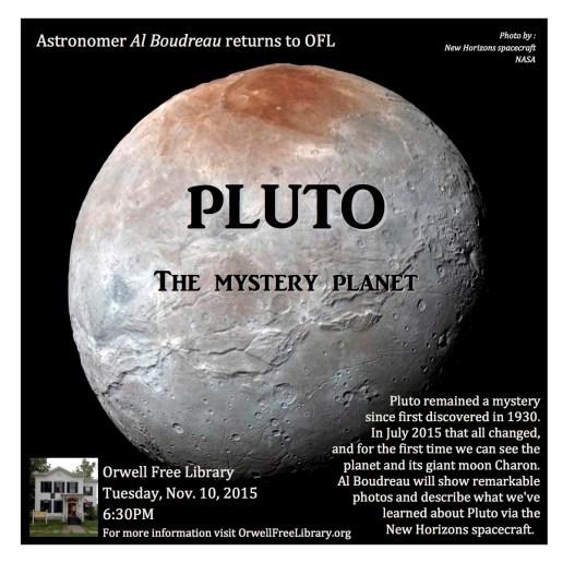 Pluto Flyer