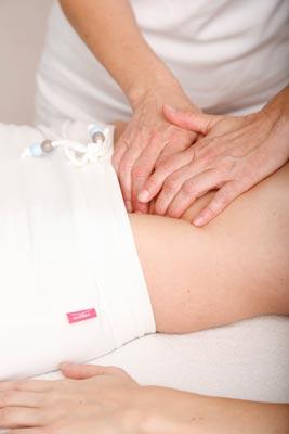 Osteopathie – Mobilisierung des Dickdarms