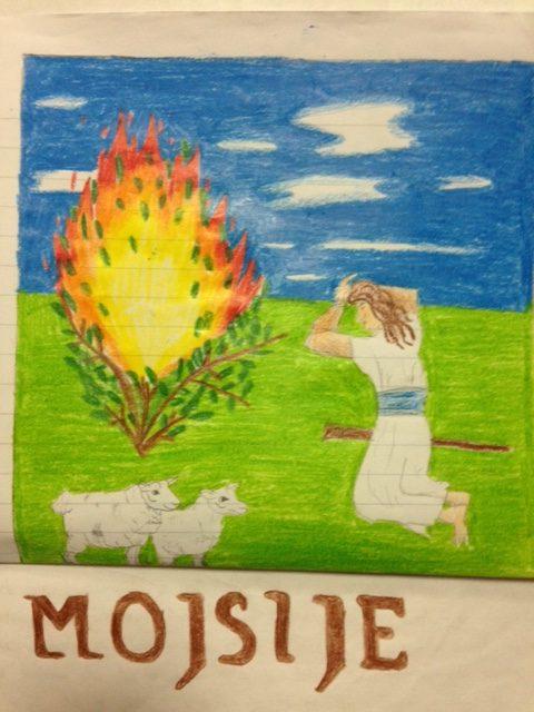 Stripovi o Mojsiju