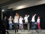 """Наступ наших ученика у """"Пан театру"""""""