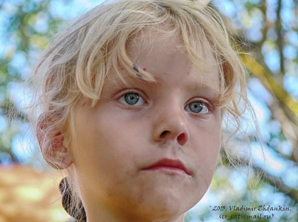 Фото дети, портрет, репортаж, черно-белое, жанр, владимир ...