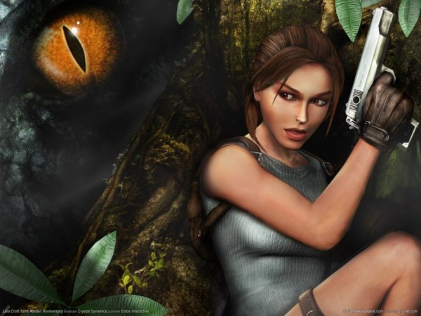 Фото игры, картинки, арт, tomb raider, лара крофт