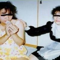 女子高生が学校をサボり お仕置きにメイドに強制幼児化させられる