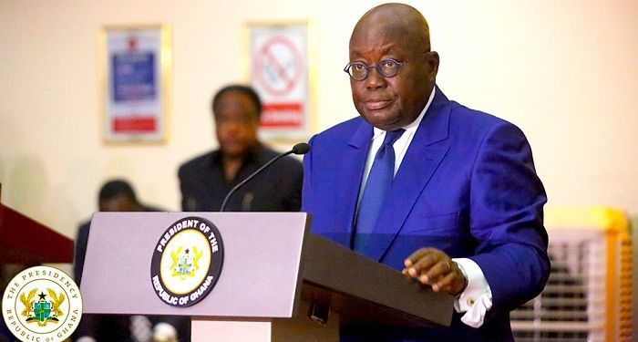 Africa must build robust systems against financial crime – Akufo-Addo