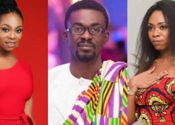 Shatta Michy addresses rumors of her sleeping with NAM1 in new video