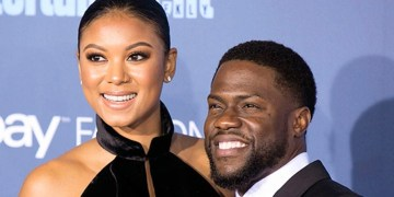 Kevin Hart's ex-wife defends decision to keep his last name