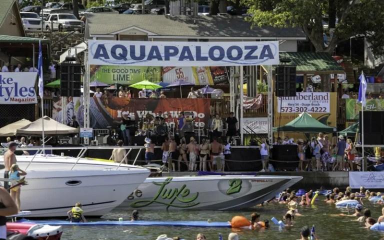 Aqua Palooza