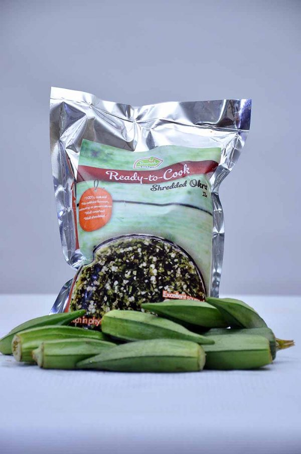 okra mix package