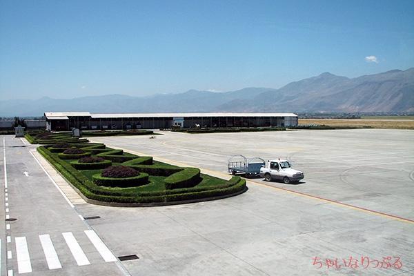 麗江三義空港