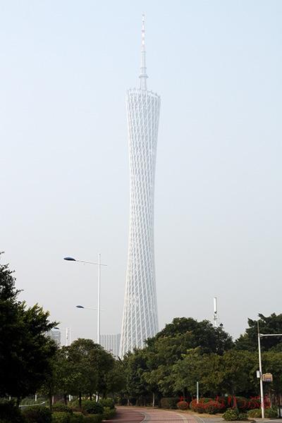 広州塔撮影スポット