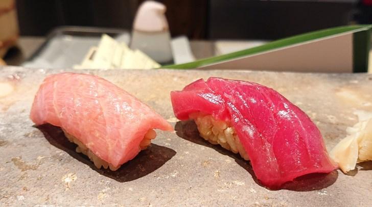 鮨なかもと 難波 寿司
