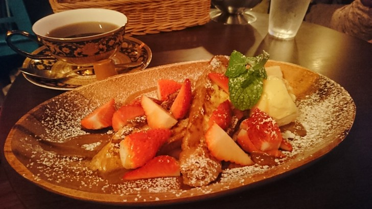 CAFE GINZA 福島 カフェ