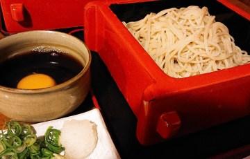 瓢亭 梅田 蕎麦
