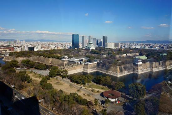 오사카 풍경