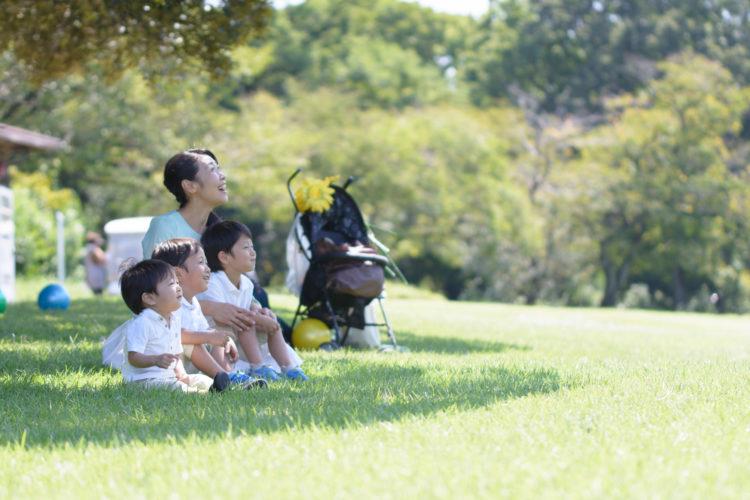【오사카 공원】아이들과 놀이를 즐길