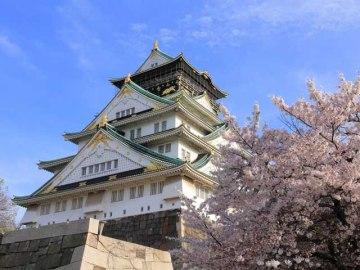오사카 성4