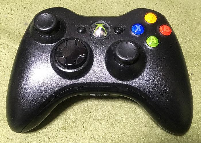 Xbox 360 Controller for Windowsを分解して掃除してみたので、ついでに商品の感想レビュー