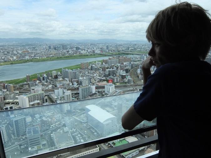 梅田スカイビル 空中庭園(9)