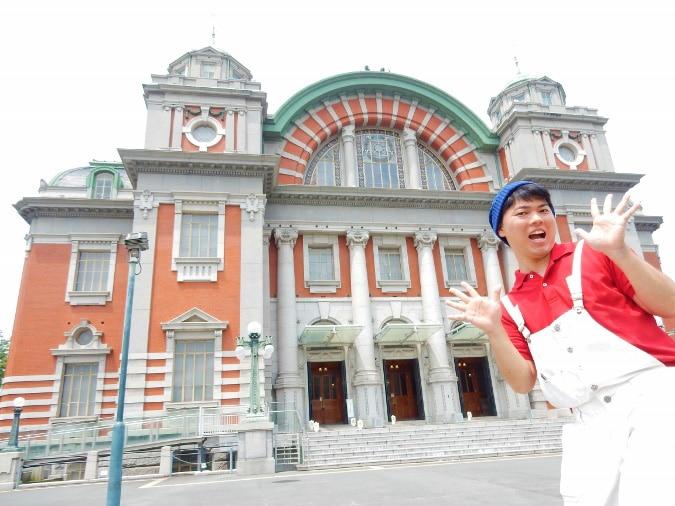 大阪市中央公会堂のガイドツアーに参加!特別室は部屋全体が ...