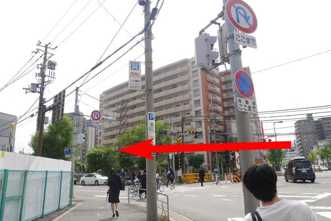 大阪ステーションシティ駐車場-(6)