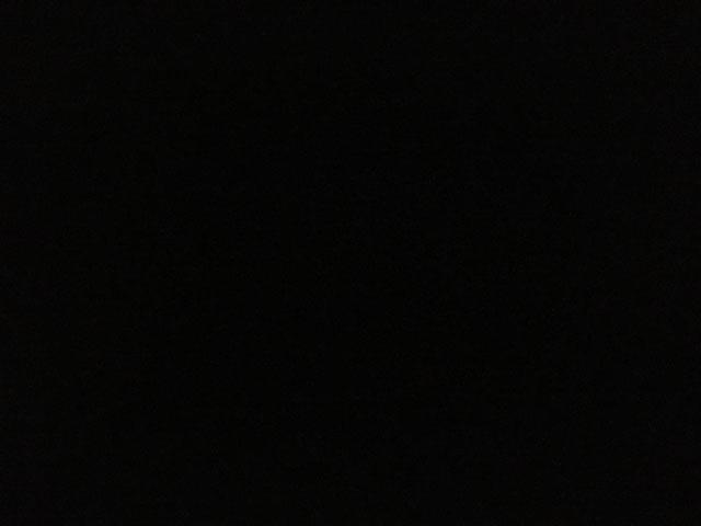 友ヶ島,沖ノ島,第3砲台跡,トンネルの中が真っ暗で何も見えない様子,