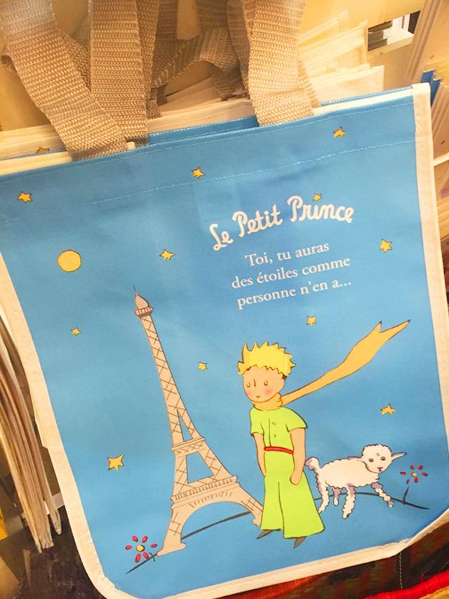星の王子様のバッグ,フランスフェア,うめだ阪急
