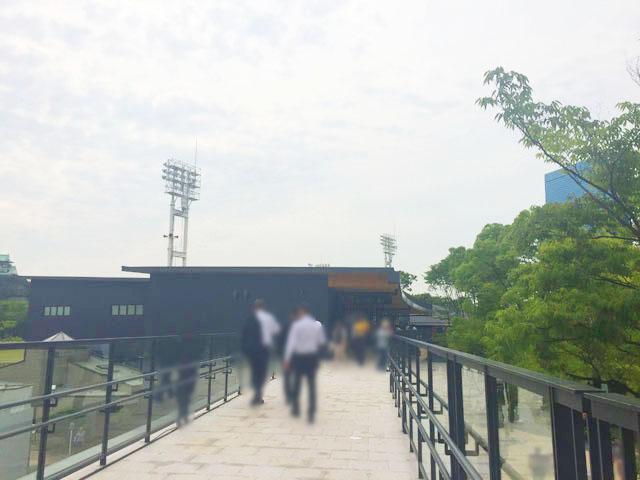 JO-TERRACE OSAKA(ジョー・テラス・オオサカ),施設内通路,2F