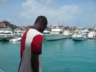 kehinde's boat