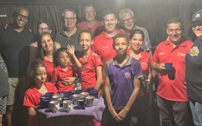 Team Building at Artesian Chocolate Tour