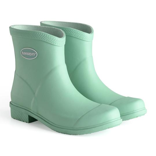 havaianas - rain boots - cano curto - adulto - acqua - ModaNews