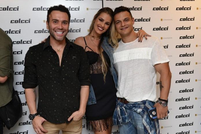 Matheus mazzafera, Yasmin e Renam
