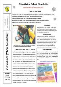 Newsletter 22.01.16 V2