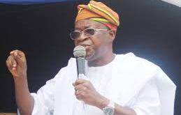 Governor state of Osun Mr. Gboyega Oyetola