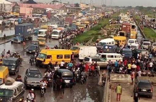 Lagos Badagry Expressway