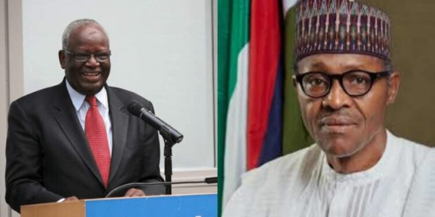 President Buhari to unveil Prof. Agboola Gambari as new Chief of ...