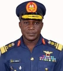 Air-Vice Marshal I.O Amao