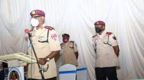 FRSC promotes 10 Senior officers, 26 others | The Guardian Nigeria News -  Nigeria and World NewsNigeria — The Guardian Nigeria News – Nigeria and  World News