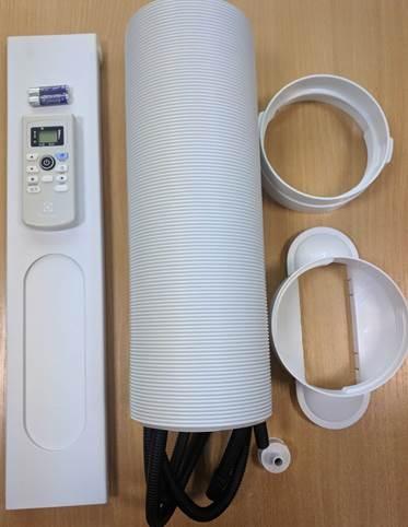 Мобильный кондиционер Electrolux EACM-X CL/N3 купить