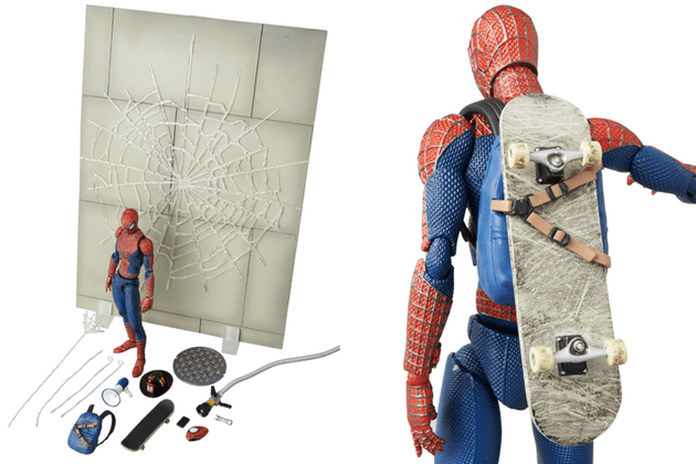 Medicom-MAFEX-The-Amazing-Spider-Man-2