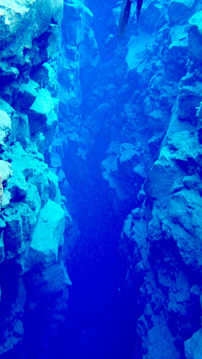 Meet the two continental plates (hint: SO COLD)