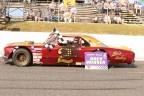 OSCAAR Hot Rod Heat Winners at Sunset Speedway