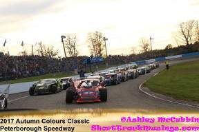 OSCAAR Modifieds at Peterborough Speedway ACC