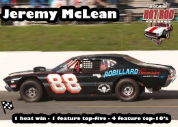 6th Hot Rod Jeremy Mclean