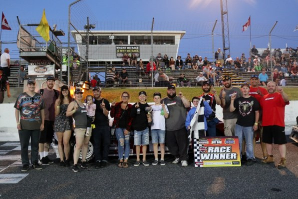 Hawn Motorsports at Sunset Speedway OSCAAR Hot Rod Series