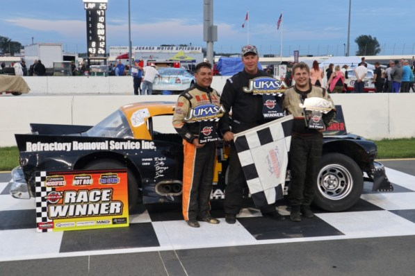OSCAAR Hot Rod Top 3 at Jukasa Motor Speedway