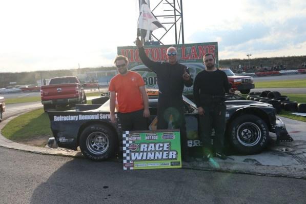 OSCAAR Modified Top 3 Flamboro Speedway Frostoberfest
